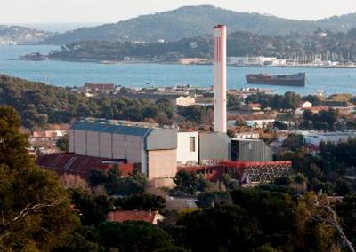 Modernization de L´U.V.E Toulon