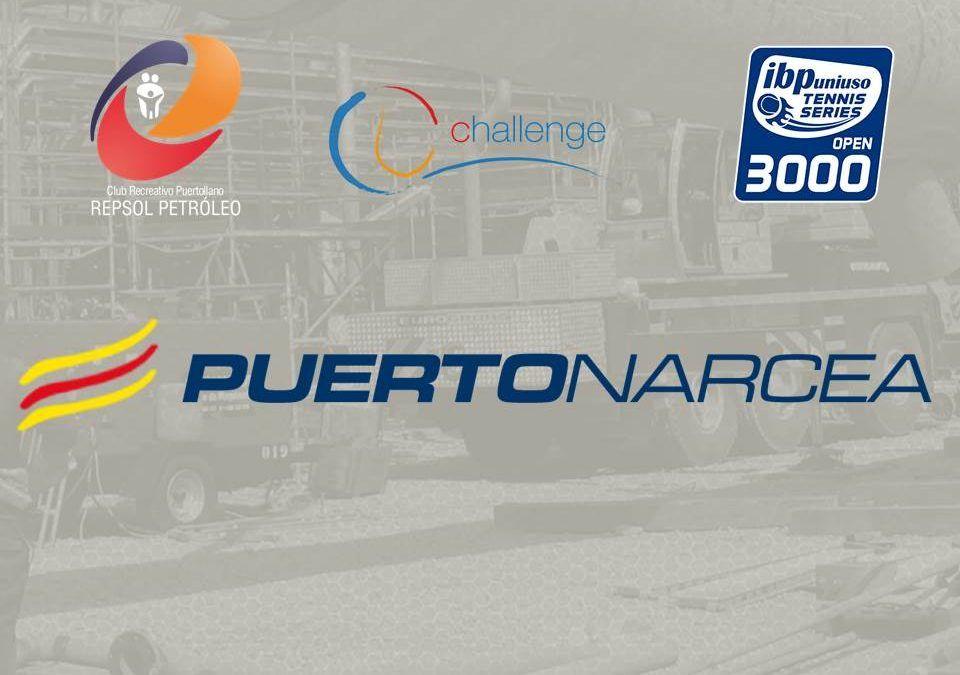 Puertonarcea Patrocinadores del Trofeo Challenge Club Recreativo Repsol Puertollano