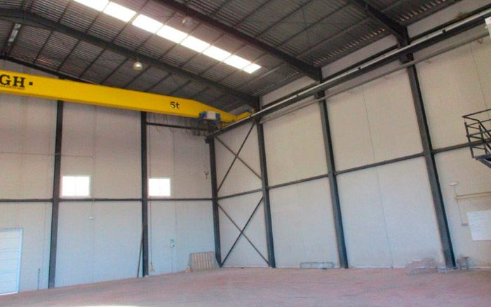 Nuevo Taller de Puertonarcea en Levante